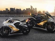 Siêu mô tô điện Damon Hypersport phiên bản cao cấp nhất trình làng, giá gần 1 tỷ đồng