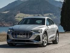 Audi E-Tron Sportback 2020 - SUV lai Coupe vừa sang trọng vừa phong cách