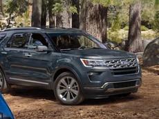 Giá xe Ford Explorer 2020 & Tin khuyến mãi mới nhất tháng 4/2020