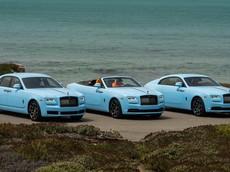 Choáng ngợp với dàn xe siêu sang Rolls-Royce trong bộ áo đồng phục và tiểu sử đầy bí ẩn