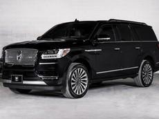 Inkas Lincoln Navigator L 2020 - SUV hạng sang bọc giáp chống đạn giá 3,5 tỷ đồng dành cho các đại gia