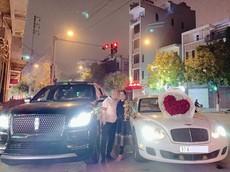 """Soi cặp đôi xe cực khủng của nữ đại gia Dương """"Đường"""" mới bị công an Thái Bình bắt giữ"""