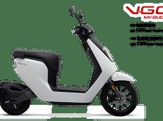 Xe máy điện Honda V-GO có khả năng đi được 90 km sau mỗi lần sạc