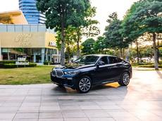 BMW X6: Giá xe BMW X6 và khuyến mãi T8/2020 mới nhất