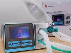Hai mẫu máy thở phục vụ điều trị Covid-19 của Vingroup đã chính thức được hoàn thiện