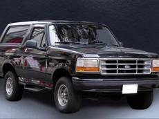 Nhìn lại lịch sử và quá trình tiến hóa của Ford Bronco kể từ năm 1966