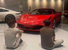 """Bộ 3 siêu xe và xe thể thao đắt đỏ hiện có mặt trong biệt thự mới xây của Cường """"Đô-la"""""""