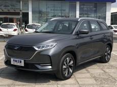 """Oshan X7 EV - SUV điện với chi tiết """"ống xả giả"""" lạ lùng ra mắt thị trường ở giá 562 triệu đồng"""
