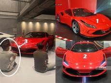 """Điểm mặt 3 siêu xe Ferrari F8 Tributo về Việt Nam nhưng chỉ mình Cường """"Đô-la"""" đủ lực giữ xe lại"""