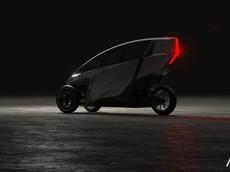 Diện kiến xe điện 3 bánh AKO có khả năng chạy 300 km trong một lần sạc