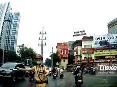 Tư vấn giao thông: Cẩn thận với lỗi phạt tới 400.000 tại ngã tư Tam Trinh - Minh Khai