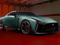 Diện kiến Nissan GT-R 50 - Mẫu xe thể thao thượng đẳng chỉ sản xuất 50 chiếc với giá 1,1 triệu USD