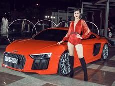 Chủ xưởng độ xe nổi tiếng Việt Nam tậu Audi R8 V10 Plus từng của Đông Nhi