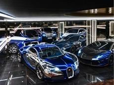"""Chiêm ngưỡng bộ sưu tập xe hơn 200 chiếc của con trai """"ông trùm"""" bất động sản"""