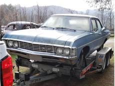 """Chàng trai quyết tâm kiện bạn gái vì dám """"tống khứ"""" chiếc Impala 1967 phục chế của anh ta ra bãi phế liệu"""