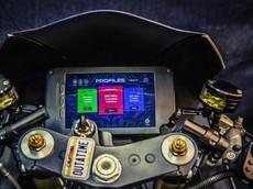 Chiêm ngưỡng siêu mô tô điện có khả năng biến hóa từ mô tô 2 thì 250cc đến 4 thì 800cc trong nháy mắt