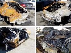 Đống sắt vụn này là Toyota Supra 2020 và nó đang được rao bán tới một người hảo tâm