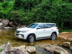 Sang tháng 6, Toyota Fortuner vẫn được giảm tới 120 triệu đồng dù đã có thông tin giảm phí trước bạ
