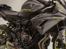 Yamaha R7 - Sport bike mới sử dụng động cơ 2 xy-lanh mang kiểu dáng hút hồn