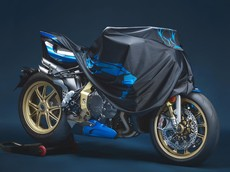 """Siêu mô tô """"độc bản"""" MV Agusta Brutale 1000RR ML Edition lộ diện với ngoại hình đẹp đến xiêu lòng"""