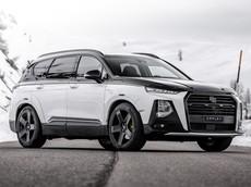 """Hyundai Santa Fe 2020 trở nên thể thao, sang trọng hơn hẳn với bản độ """"Carlex Urban Edition"""""""