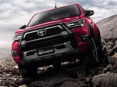 Toyota Hilux 2020 chính thức trình làng với thiết kế hầm hố hơn và động cơ mạnh hơn