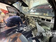 Nguyên nhân và cách trị mùi hôi trong xe Ford Ranger cũ