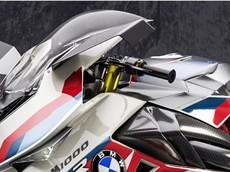"""Sport bike đến từ tương lai BMW M1000RR Electric Supercharger lộ thiết kế đẹp """"nín thở"""""""