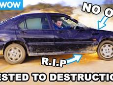 Đây là cái kết xảy ra khi chạy xe không có dầu nhờn hoặc chất làm mát