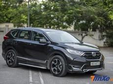 """Doanh số Honda CR-V tăng đột biến giúp Honda Việt Nam hồi phục sau tháng """"giãn cách xã hội"""""""