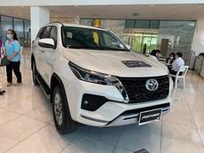 """Mới ra mắt tại Thái Lan, Toyota Fortuner 2020 bản 2.4 V có gì """"hot""""?"""