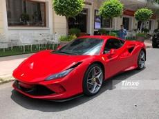 Giá xe Ferrari F8 Tributo mới nhất tháng 8/2020