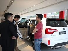 Các loại phí khi mua ô tô người dùng cần nắm rõ