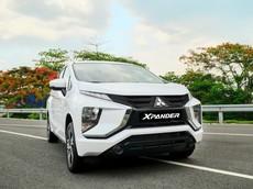 Xe lắp ráp chưa ra mắt, Mitsubishi Xpander 2020 bản số sàn tạm nhập khẩu về phục vụ người dùng