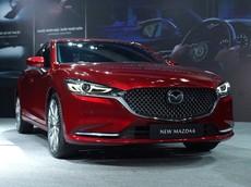 New Mazda6 chào sân thị trường Việt Nam với 3 phiên bản