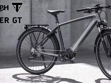 Triumph giới thiệu xe đạp điện tuyệt đẹp, giá gần 90 triệu đồng