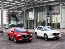 Tổng hợp các lỗi thường gặp trên xe Mazda CX-5