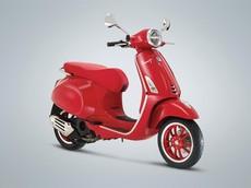 Vespa Primavera được bổ sung thêm phiên bản màu đỏ giống Vespa 946