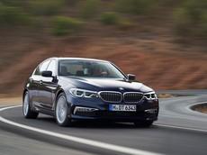 THACO lại chơi lớn, giảm giá BMW 5-Series tới 390 triệu đồng