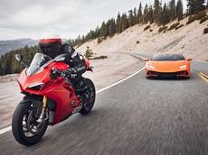 Renault và Ducati sống chung mái nhà với Lamborghini, Bentley và Aston Martin tại Việt Nam