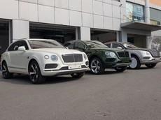 Bentley Bentayga: Giá xe Bentley Bentayga mới nhất tháng 8 năm 2020