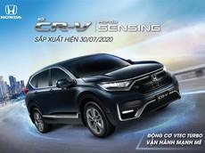 Honda CR-V 2020 bản lắp ráp chốt lịch ra mắt Việt Nam, sẽ có công nghệ an toàn Honda Sensing