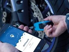 Khóa xe máy giờ đây đã có thể kết nối Bluetooth với điện thoại cùng khả năng chống trộm tuyệt vời