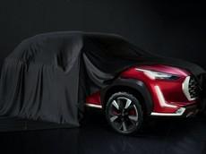Nissan Magnite - SUV cỡ B giá rẻ sắp ra mắt, cạnh tranh Hyundai Venue
