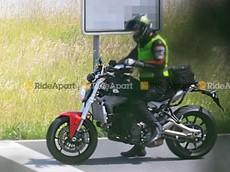 Lộ diện naked bike Ducati Monster 2021 với ngoại hình hoàn toàn mới