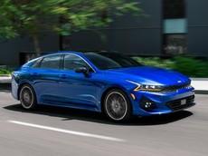 Rò rỉ giá xe Kia K5 2021, rẻ hơn 2 đối thủ Toyota Camry và Honda Accord