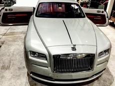 Rolls-Royce Wraith: Giá xe Rolls-Royce Wraith mới nhất tại Việt Nam