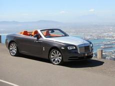 Rolls-Royce Dawn: Giá xe Rolls-Royce Dawn mới nhất tháng 8/2020