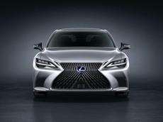 Lexus LS 2021 chính thức được nâng cấp để tăng sức cạnh tranh với Mercedes S-Class