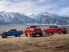 """Vượt qua nhiều cái tên, Ford Ranger được vinh danh là mẫu xe """"Đậm chất Mỹ"""" nhất năm 2020"""